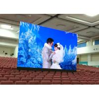 Buy cheap Wedding Party LED Wall Screen Display Indoor / Moveable 16x9 LED Wall product