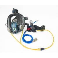 Buy cheap FB 8509 Safety Rubber Gas Mask , Full Face Respirator Mask Chemical Line Use product
