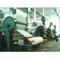 Buy cheap Model 1575 tissue paper machine product