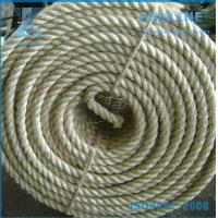 Buy cheap 3 strand strong sisal manila rope for oil field product