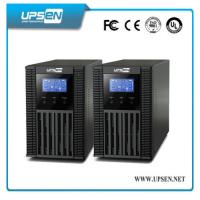 Buy cheap Double Conversion High Frequency Single Phase Online UPS for CCTV product