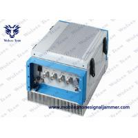 Buy cheap High Power Prison Jammer with 5 Channels Omni / Directional Antennas Optional product