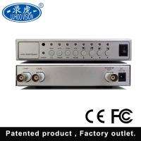 2 Channel Cctv Video Multiplexers With Power Off Memory Function 145 X 100 X 25MM