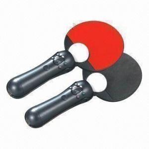 PS3移動のための卓球棒、移動グリップに完全に対応する移動のための新しい設計