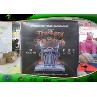 China 2*2*2 M Cube Inflatable Advertising Balloons With Full Logo Printing on sale