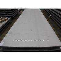 China 2B Finish 5MM Stainless Steel Sheet / 8k Hot Rolled Sheet Steel 1.4372 wholesale