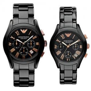 Buy cheap Quartz Analog Armani Branded Wrist Watch Ceramic For Female product
