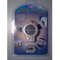 China 40x handheld pocket magnifier with led light on sale