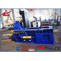Buy cheap High Capacity Hydraulic Scrap Metal Baler With Mitsubishi PLC Automatic Control from wholesalers
