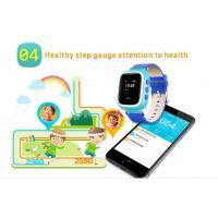 China GMS Q523 Shenzhen 1.44 inch Screen New Brand gps kids security watch wholesale