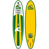 Buy cheap Green Inflatable SUP Board SUP11' Inflatable Fishing Sup With LOGO Customized product