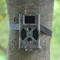 MMS Infrared Wireless Game Camera With Day / Night Vision SUNTEK HC300M