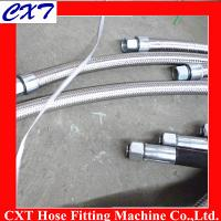 Buy cheap Steel wire braided hydraulic hose and hose assembly product