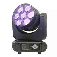 Buy cheap China Supplier 7x40w RGBW 4in1 Osram LED Wash Zoom Moving Head Light product