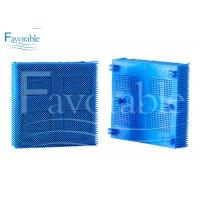 Buy cheap Blue Nylon Bristles Blocks Square Foot For GT3250 96386003 101*101*26mm product