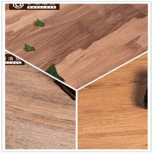Buy cheap 3W Avoid Glue/Interlocking/Environmental Protection/Home DecK/Wood Grain PVC Floor(6-8mm) product