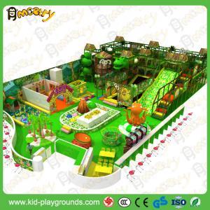 La bonne évaluation badine le jeu commercial d'intérieur bien accueilli de jeu d'enfants de systèmes de jeu d'activités