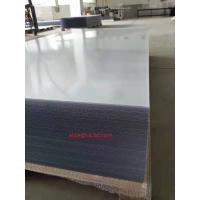 Buy cheap 70LPI PET 0.9MM 60X80CM Lenticular Plastic lens for 3d lenticular printing by injekt print and UV offset print product