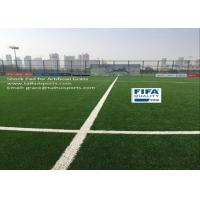 Buy cheap 20 MM Recycled Turf Underlay Artificial Grass Shock Pad Heavy Metal Free product