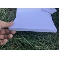 Buy cheap 0.35g / Cm3 Density Non Toxic Foam Sheet For Advertisment Exhibitions product