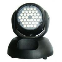 Buy cheap 37*10w TRI-led moving head stage light with special color sheel product