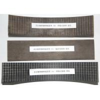 Asbestos Free Industrial Brake Lining Steel Wire Back Reinforced