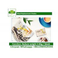 Buy cheap OEM / ODE Natural Meal Replacement Shakes Super Slimming Tea For Satiety product