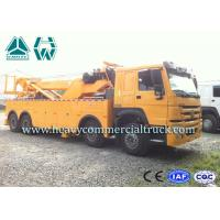 Buy cheap High Performance Manual Wrecker Towing truck Breakdown Recovery product