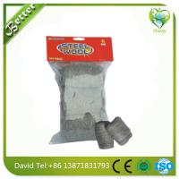 Buy cheap good quality cleaning steel wool roll hot seller product