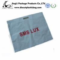 Buy cheap personalized Die cut Plastic mailing bag for clothes packaging product