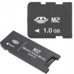 Buy cheap M2 Memory Stick Micro (M2 Card), 1-4GB product