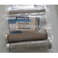 Buy cheap Good Quality Komatsu HD460 Strainer hydraulic pump filter element excavator spare parts 207-60-61250 product
