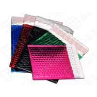 Quality Coloured Self Adhesive Metallic Bubble Mailer 12x17 For Document for sale