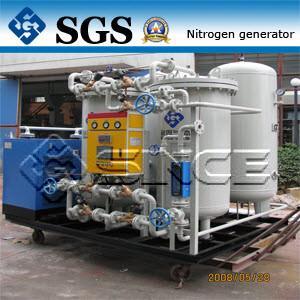 SMT の電子企業は高い純度 99.9995% PSA 窒素を要求しま機械を作り出します