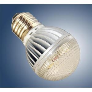 Buy cheap B50 High Power LED Bulb Light By 4PCS 1W LEDs product