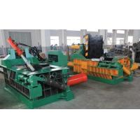 Buy cheap Used Scrap Metal Hydraulic Compress Baler Baling Machine Power Press Machine product