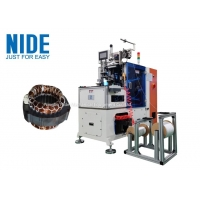 Buy cheap Compression Middle Electric Motor Winding lacing Machine With Touch Screen Control product