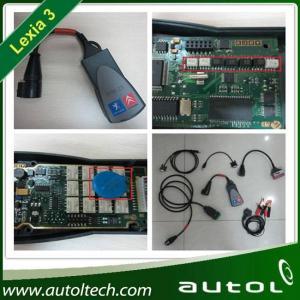 Buy cheap Citroen/Peugeot Diagnostic System LEXIA3 product