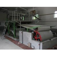 Buy cheap Model 787 tissue paper /toilet paper making machine product