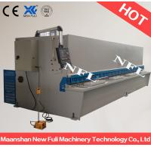 Buy cheap hydraulic metal sheet cutter machine / Hydraulic Guillotine Shearing Machine with NC Control product
