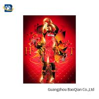 Buy cheap High Definition 3d lenticular dolphin pictures with black PS frame from wholesalers