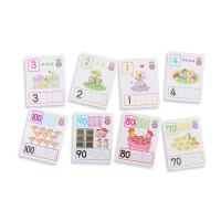 China Color Children'S Learning Flash Cards , English Vocabulary Study Cards on sale