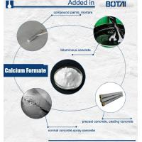 Buy cheap Construction use Calcium Formate in Chemicals product