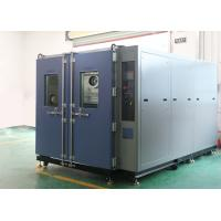 Buy cheap Stainless Steel Environmental Test Chamber , Pharmaceutical Test Equipment Tecumseh Compressor from wholesalers