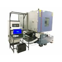 Buy cheap Temperature Humidity Vibration Comprehensive Test Chamber For Car Transport Simulation product