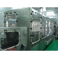 Buy cheap Stainless Steel 15000bph Dry Rinsing Filling Machine product