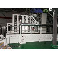 China Automatice PET Fiber Textile Carding Machine for Spray - bonded / Chemical Bonded on sale