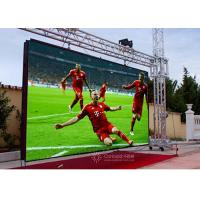 Buy cheap P4.81 Kinglight SMD2525 Outdoor Advertising Display Rental LED Screen from wholesalers