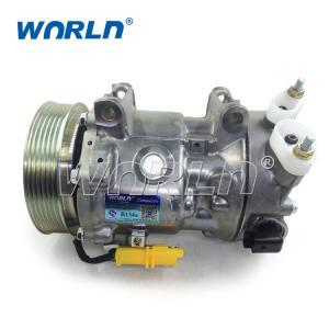 Buy cheap 12 Volts Variable Displacement Compressor For Peugeot 307 207 206 Citroen Berlingo 6453WK 6453WL 96519109 648708 product