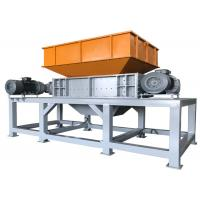 Buy cheap SDEN Plastic Blade Industrial Waste Shredder / Plastic Recycle Equipment Crusher product